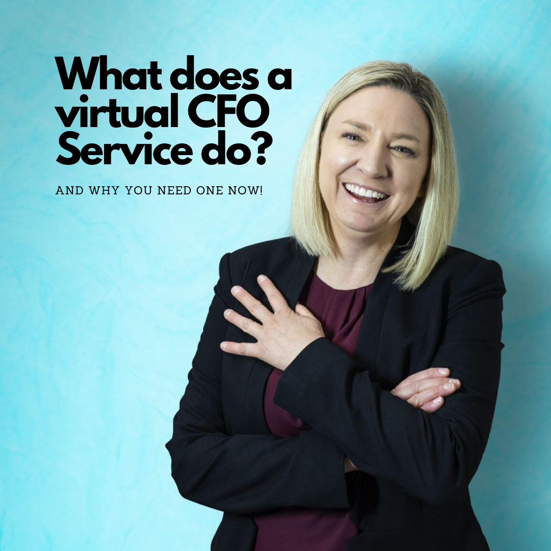 What does a virtual CFO Service do?
