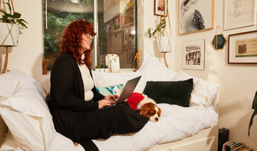Employment Hero work from home article
